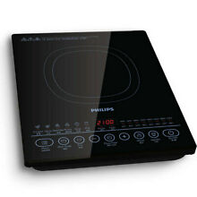Philips HD4937 Electric Single Induction Cooker Digital Display HotPlate Cooktop