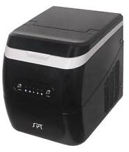 Sunpentown SPT Portable Countertop Ice Maker   Black   IM 123B