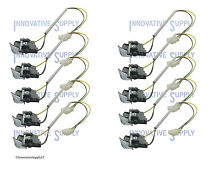 10 PACK Washer Lid Switch Assy   3949238 Replacement Whirlpool Kenmore PS350431