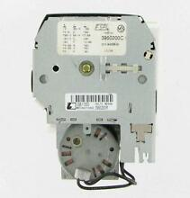 Whirlpool Laundry Washer Timer Part 3950200R 3950200 Model 11016872690