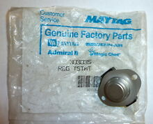 Genuine Maytag 303035 Clothes Dryer Gas Regulating Thermostat NEW