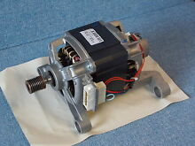 Hotpoint Washing Machine Motor Model No  WMD960   check pictures for details
