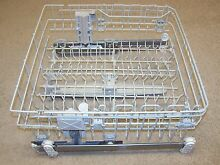 8539230 WHIRLPOOL DISHWASHER UPPER RACK ASSEMBLY WITH SPRAYARM  ROLLERS