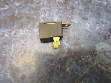 GE WASHER BUZZER SWITCH PART  WH12X954