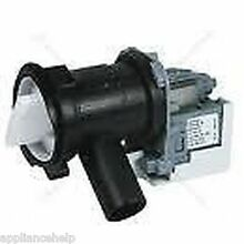 BOSCH Washing Machine DRAIN PUMP Filter Housing 144484
