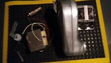 Dryer motor new with parts
