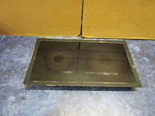 MAYTAG RANGE GLASS COOK TOP PART  7918P034 60