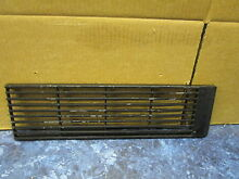 JENN AIR RANGE DOWNDRAFT VENT GRILLE PART  7772P024 60