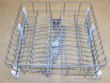 W10240143 MAYTAG DISHWASHER UPPER RACK WITH SPRAY ARM AND GLIDES