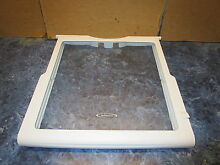 GE REFRIGERATOR SHELF SNACK PART  WR71X10685
