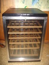 Danby Silhouette 65 Bottle Wine Cooler  Freestanding