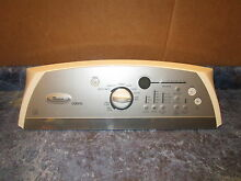 WHIRLPOOL WASHER CONTROL PANEL PART  W10183845 8565304
