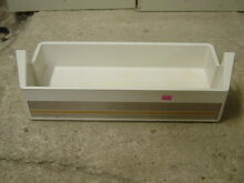 KENMORE REFRIGERATOR ALMOND DOOR BIN PART   WR71X1885