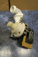 BOSCH DISHWASHER DRAIN PUMP PART   00261687