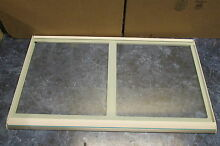 WHIRLPOOL REFRIGERATOR FREEZER SHELF PART   10505801 10370036