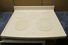 GE RANGE GLASS COOK TOP PART   WB62T10257