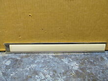 KENMORE REFRIGERATOR DOOR SHELF TRIM 16   GRAY  PART   2154320 2154326