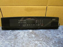 KENMORE RANGE CONTROL PANEL PART  318366209