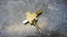GE RANGE GAS VALVE PART  WB21X494 330407