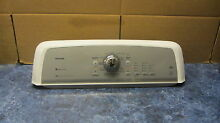 Maytag Washer Console part  W10293205