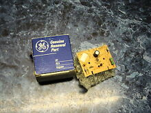 NEW GE DRYER PC BOARD PART   WE4M233