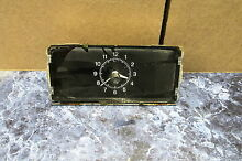 MAYTAG RANGE CLOCK PART   Y07713501