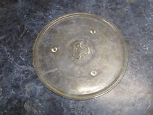 EMERSON MICROWAVE GLASS TRAY PART  P34