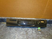 WHIRLPOOL DISHWASHER CONSOLE PART  3375298