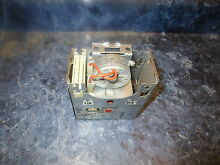 GE WASHER TIMER PART  WH12X930
