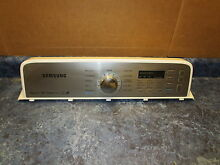 SAMSUNG WASHER CONTROL PANEL PART  DC64 02765B DC92 01022A