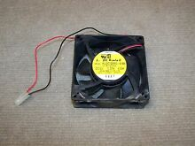WR17X13035 GE REFRIGERATOR QC CHILLER FAN ASSEMBLY