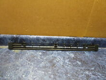 HOTPOINT REFRIGERATOR GRILL BLACK PART  WR74X202