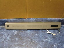 KENMORE DISHWASHER CONTROL PANEL PART  W10500153