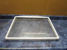 KENMORE REFRIGERATOR SPILL PROOF SHELF PART  240408906