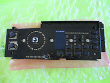 WH18X25394 Genuine GE WASHER CONTROL BOARD  BRAND NEW GE FACTORY OEM PART