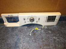 MAYTAG WASHER CONTROL PANEL PART  W10359218