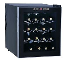 Sunpentown SPT 16 bottle Thermo Electric Wine Cooler   WC 1682