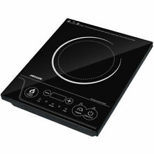 Heller 2000W Electric Single Induction Cooker Hot Plate Digital Display Cook Top