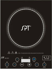 Sunpentown 12  Induction Cooktop with 1 Burner