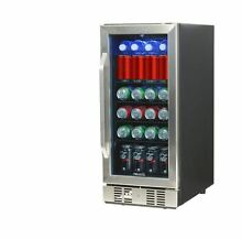 NEW 6 5 Cu Ft Stainless Steel Compact Mini Fridge Refrigerator Door Energy