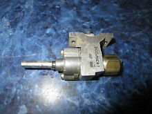 GE RANGE GAS VALVE SMALL PART  WB19K5028