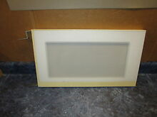KENMORE MICROWAVE DOOR PART  16865 16854