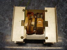 THERMADOR RANGE TRANSFORMER PART   487123