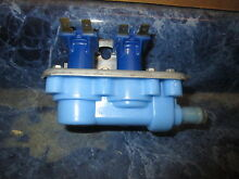 GE WASHER WATER INLET VALVE PART WH13X90