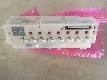 Bosh Dishwasher Control Board 5w5701