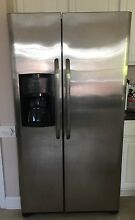 Frigidaire Side By Side Refrigerator 2014  Perfect working condition