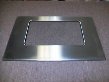 WPW10330077 Whirlpool Range Oven Outer Door Glass 20 5 16  x 29 5 8