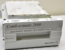 Splendide Equator Washer Dryer Ventless Soap Dispenser Assembly Combomatic 2000