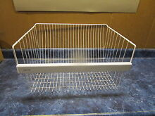 GE FREEZER BASKET PART  WR21X10086