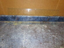 WESTINGHOUSE REFRIGERATOR SHELF GLASS WITH DOTS PART  5303303763